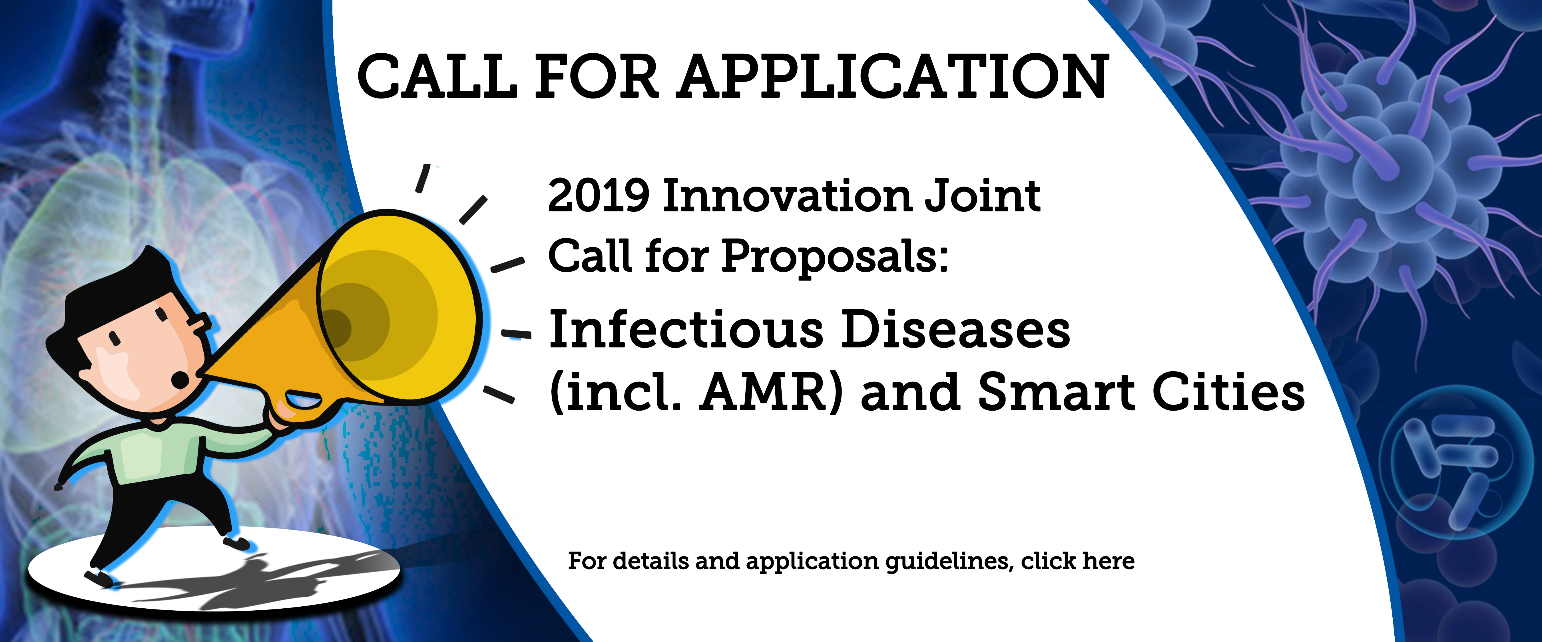2019 Innovation Joint Call for Proposal