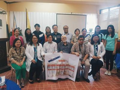 PCHRD, Ateneo IPC host 2-day kick-off meeting on eHealth Technologies and Data Governance in ASEAN