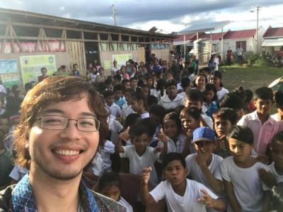 Balik Scientist Dr. Christian Gloria initiates mental health and public health research talks in the Philippines
