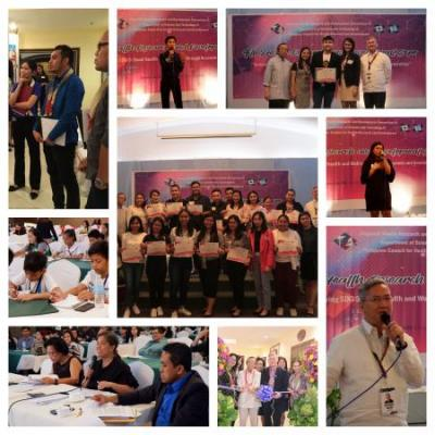 Here's what you missed during the 9th Health R&D Expo