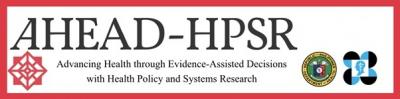 Call for Applications: DOH Health Policy and Systems Research (HPSR) Fellows