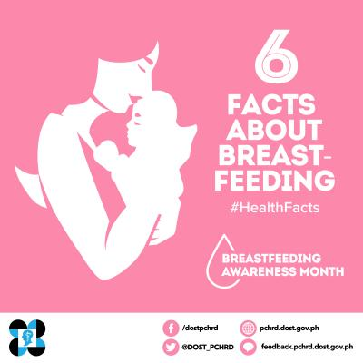 6 Facts about Breastfeeding