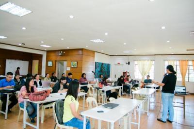 Researchers undergo writeshop for proposal preparation