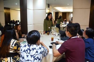 PNHRS Research Utilization Committee holds HIV/AIDS campaign workshop