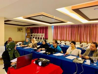 BARMM Health Research and Development Consortium holds second ManCom meeting in Davao City