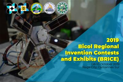 DOST V, DOST-TAPI, S&T NETWORKS TO SPEARHEAD 2019 BICOL REGIONAL INVENTION CONTESTS AND EXHIBITS