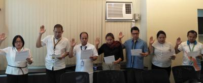 Health ethics review com elects new officers