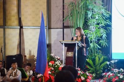 DOST Secretary calls for partnership, solidarity towards achieving SDGs