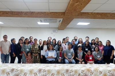 PHREB conducts Basic Research Ethics Training in Region 3