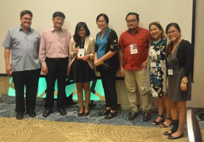 Most ready to publish paper award winners: 12th National Medical Writing Workshop