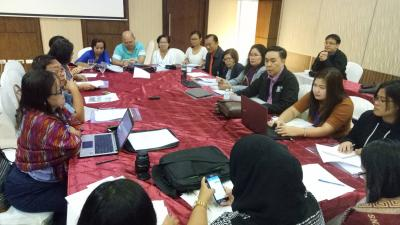 Basic research methods module standardization regional consultation