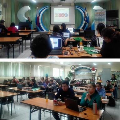 Region 6 stakeholders participate in HERDIN training