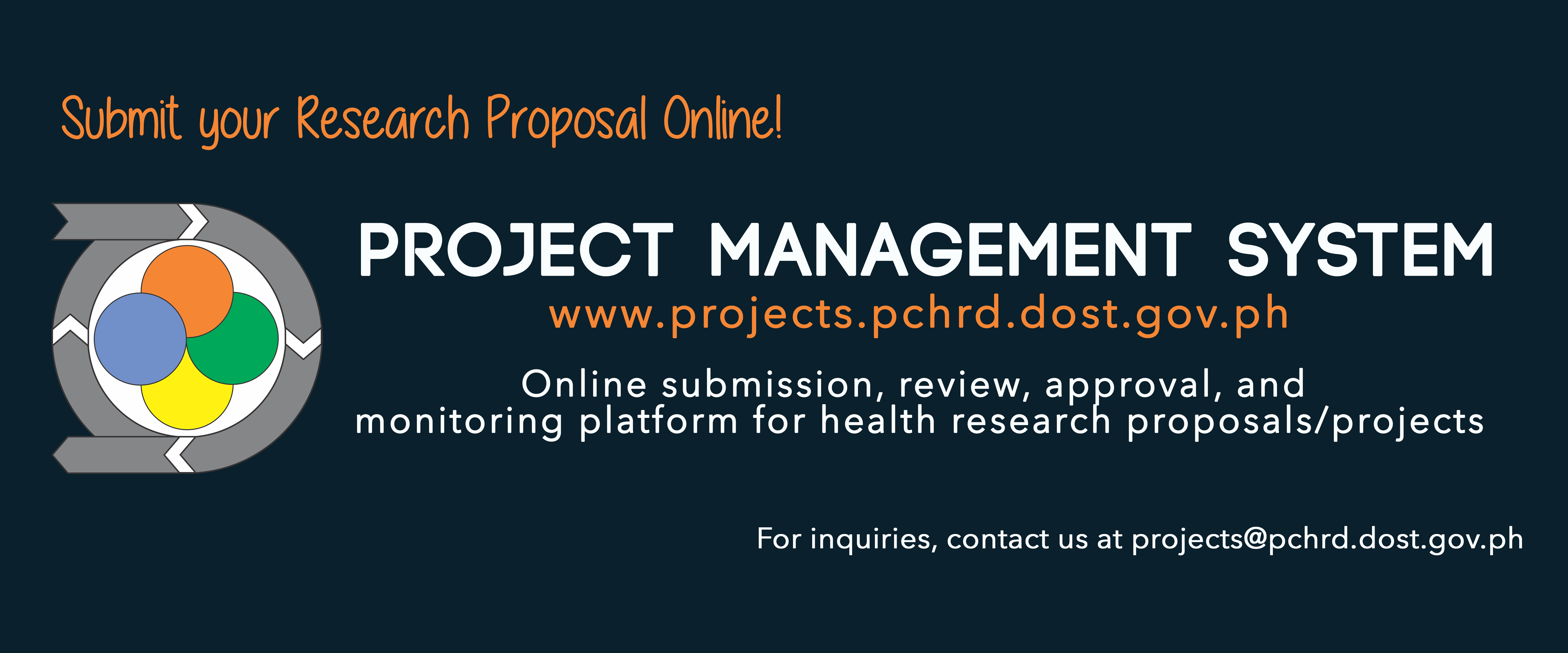 PCHRD Project Management System